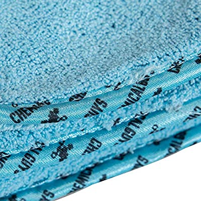 Chemical Guys Woolly Mammoth Drying Towel, Blue: Automotive