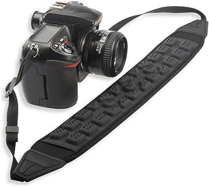 Cámara DSLR Canon EOS cuello correa de hombro ajustable para EOS 5D Mark II