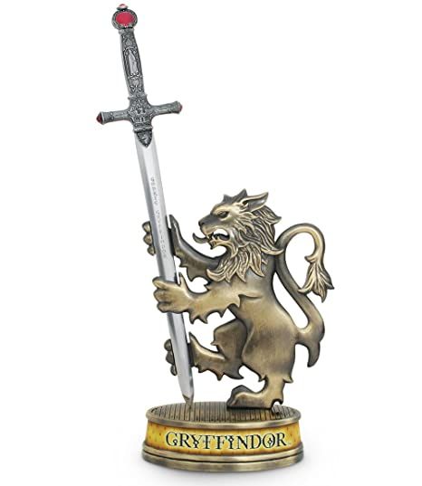 b5cc734e125 Amazon.com  The Noble Collection Harry Potter Gryffindor Sword Letter  Opener  Toys   Games