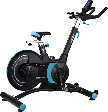 FYTTER - Bicicleta De Spinning Ri-M10X: Amazon.es: Deportes y aire ...