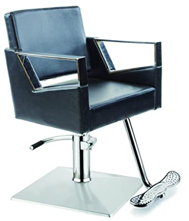 Amazon.com: Londres Hair Styling silla silla de diseñador ...