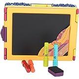 B.Toys 比乐 画板旅行箱 儿童便携绘画架/板玩具 郊游写生 宝宝涂鸦黑板 婴幼儿童益智玩具 礼物 2岁+ BX1487Z