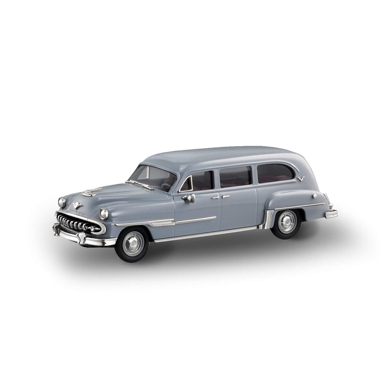 Brooklin Models - 1954 Weller-DeSoto Combination - CSV24 - grigio (1 43 Scala)