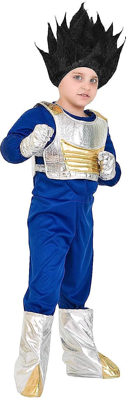 Disfraz Guerrero VEGE Vestido Fiesta de Carnaval Fancy Dress ...