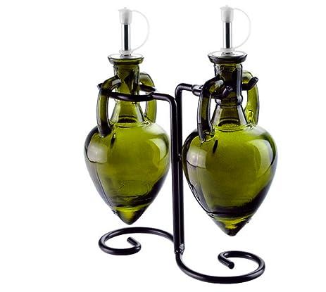 Amazon Decorative Olive Oil Bottles Vinegar And Oil Dressing Fascinating Decorative Olive Oil Bottles