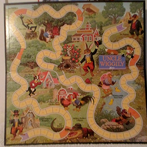 uncle wiggily board game - 9