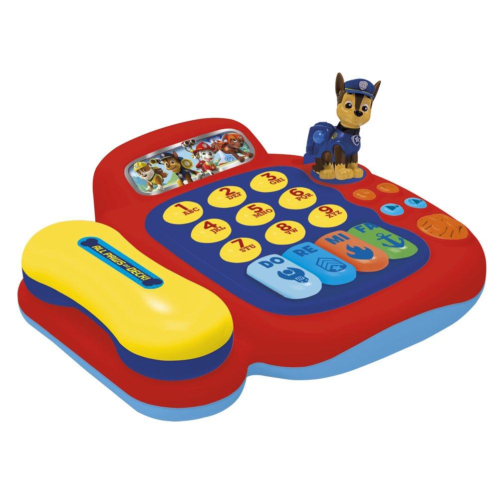 2516 Grandi Giochi Paw Patrol Telefono e Piano