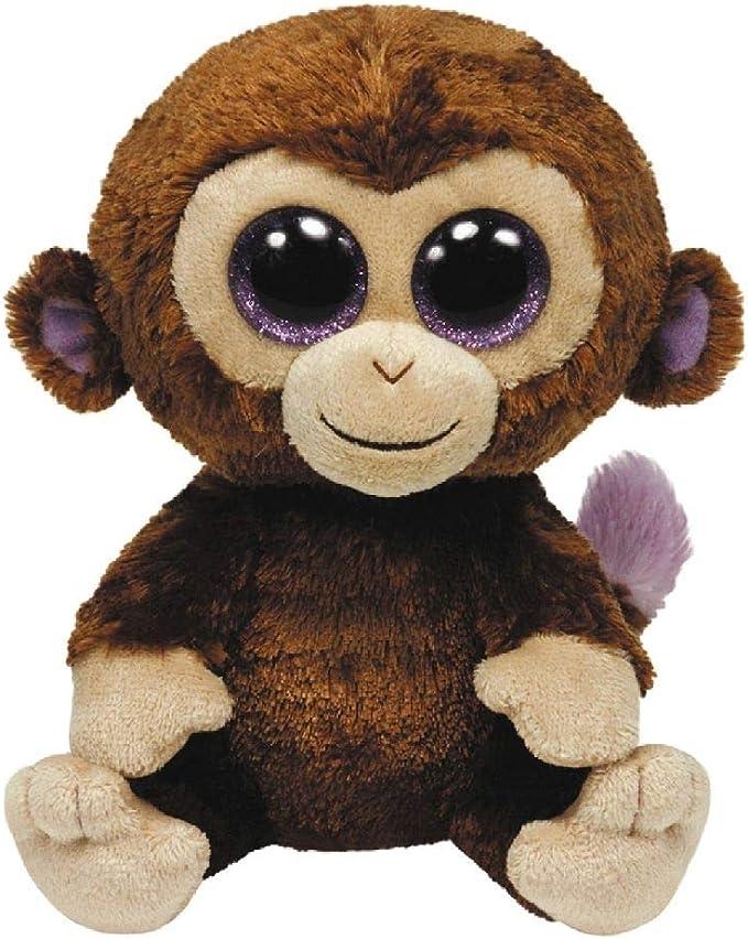 Ty Beanie Boos 28Cm Coconut Animale Peluches Giocattolo 788, Multicolore, 8421369010