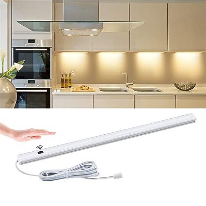 Led Kitchen Cabinet Lights Hand Scan Motion Sensor Led