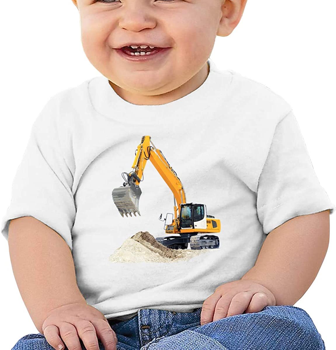 I Love Ketchup Short-Sleeves Cotton Infant T-Shirt Boy