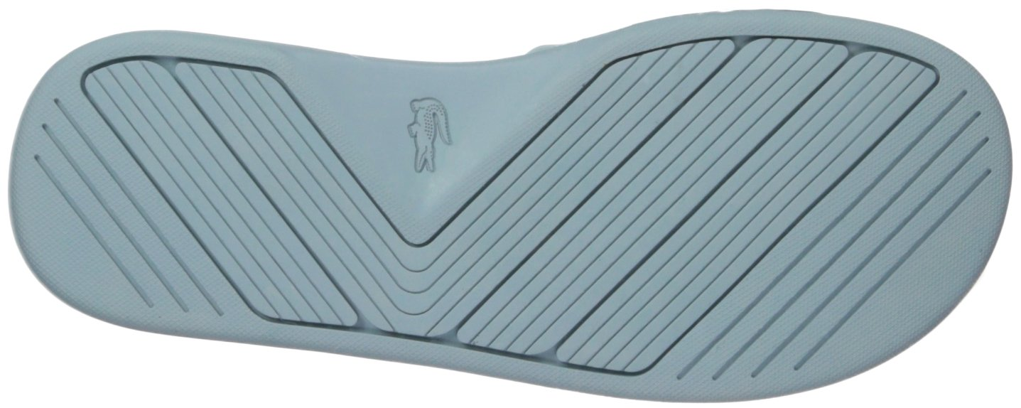 Lacoste Women's 10 L.30 Slide Sandal B074ZWWBYX 10 Women's B(M) US|Light Blue d1adf8