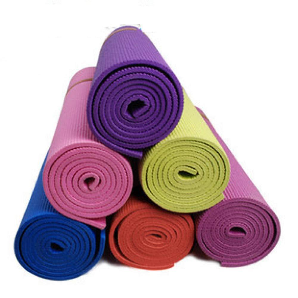 KEYINUO Yoga Mat Antideslizante Extra Grueso 6 mm SGS ...
