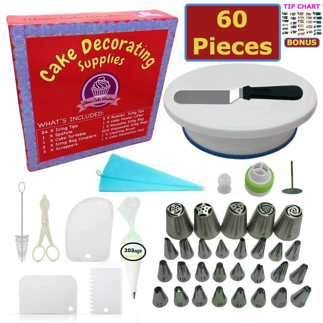 Cake Decorating Supplies Special Cake Decorating Kit With Icing