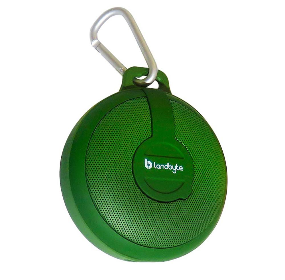 LANDBYTE LB-210 Green Wireless Bluetooth Waterproof,...