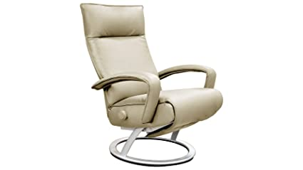 Gaga Recliner Chair Ice Leather By Lafer Recliner Chairs