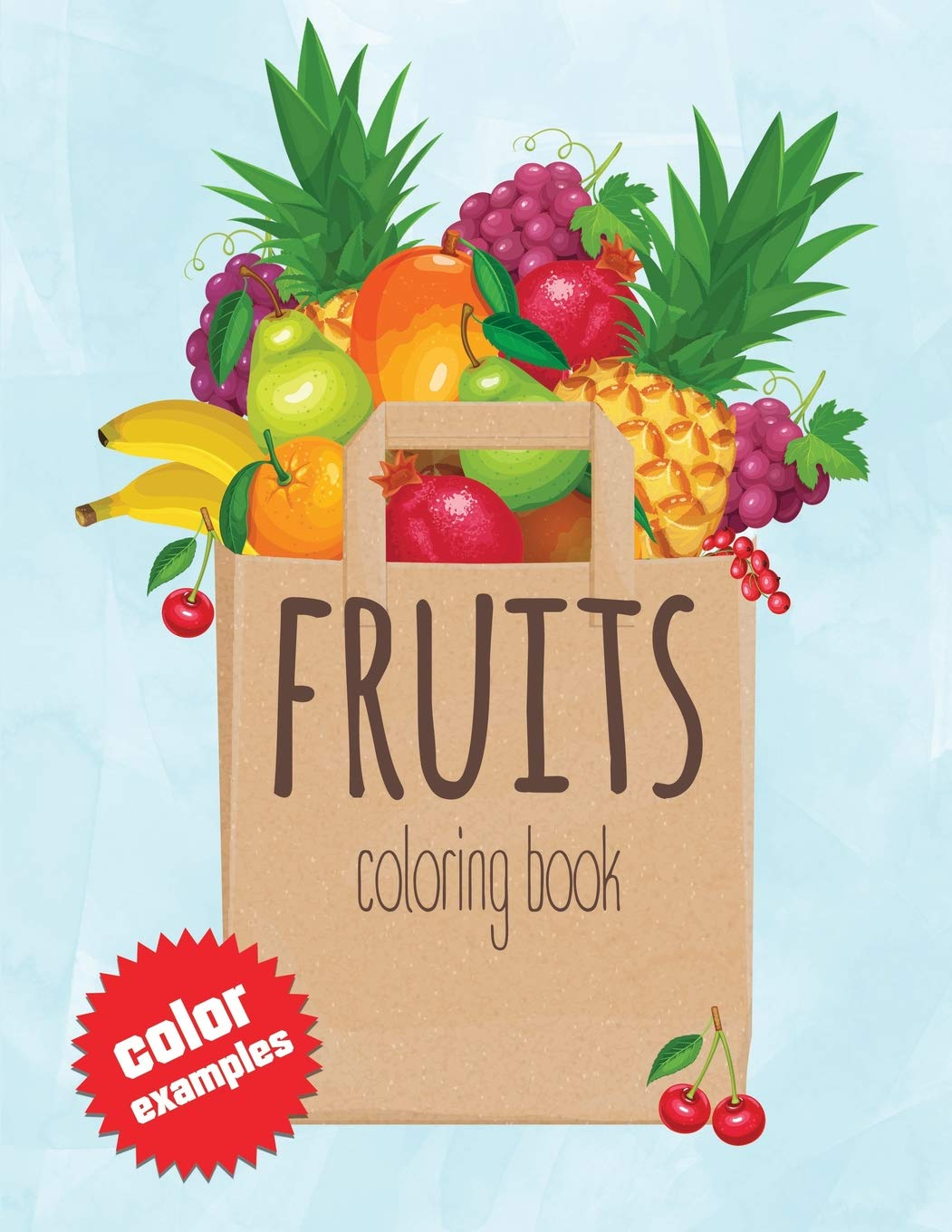 Free Printable Fruit Coloring Pages for Kids   1360x1051