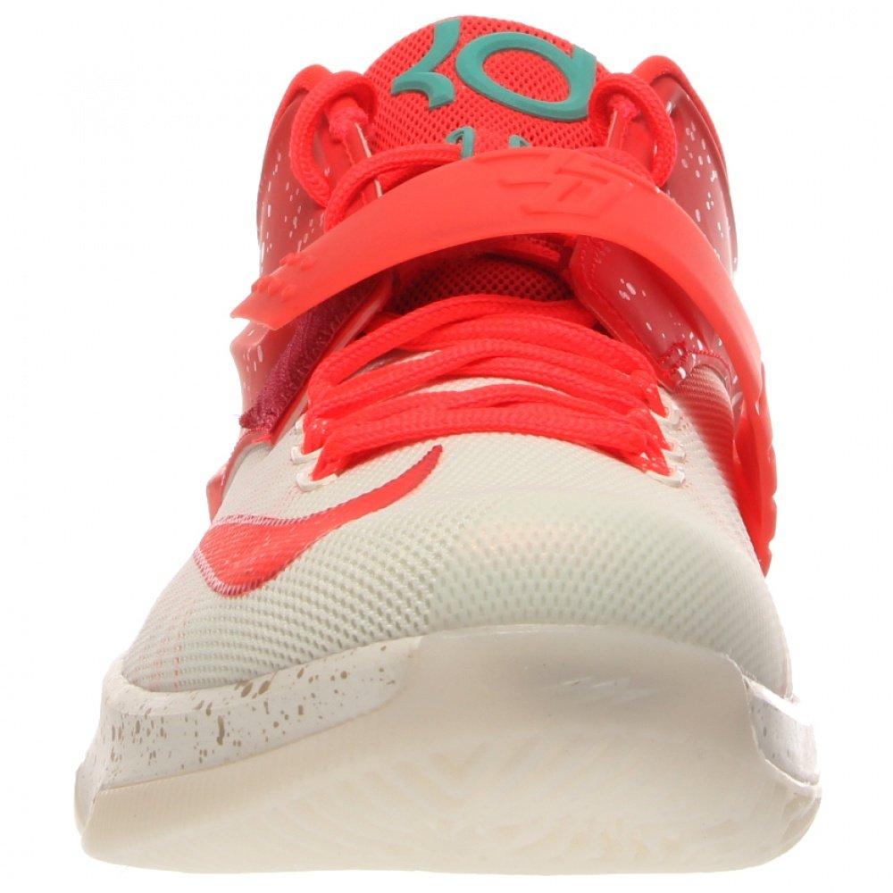 Amazon.com: Mens Nike KD 7 Christmas Basketball Shoes Crimson 707560 ...