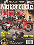 Motorcycle Classics Magazine July/August 2015