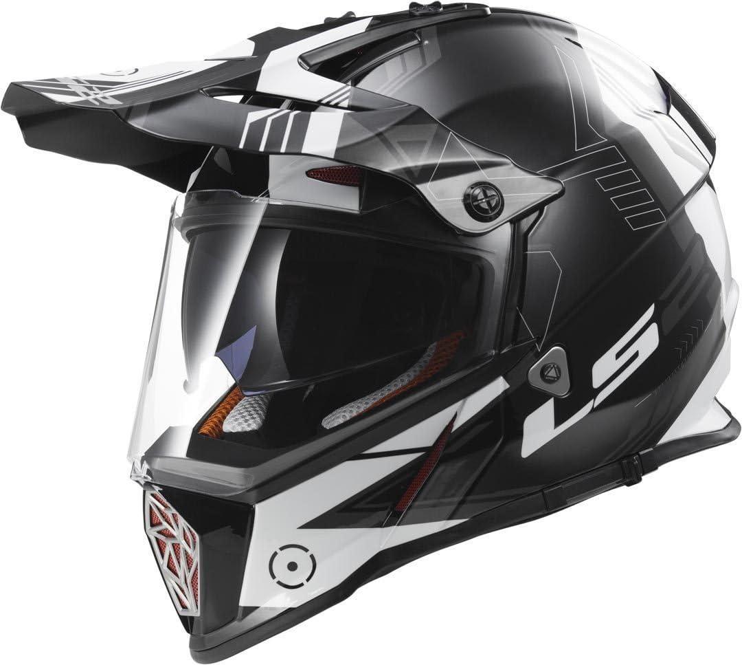 Mejor casco LS2 integral dual sport