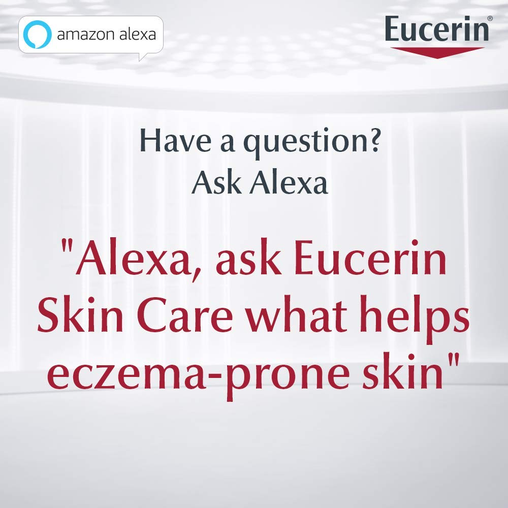 Eucerin Baby Eczema Relief Body Cream - Steroid & Fragrance Free for 3+ Months of Age - 5 oz. Tube
