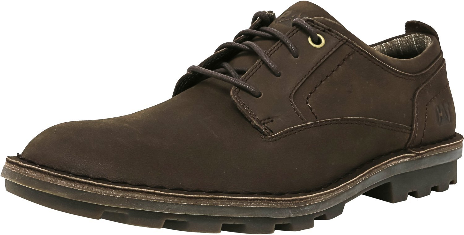 Caterpillar Men's Hansley Oxford, Summer Brown, 9.5 M US