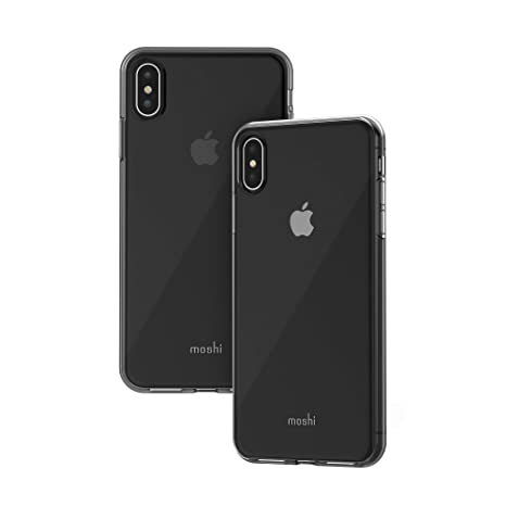 hot sales f8218 e255c Moshi Vitros Case for iPhone Xs MAX - Crystal Clear: Amazon.in ...