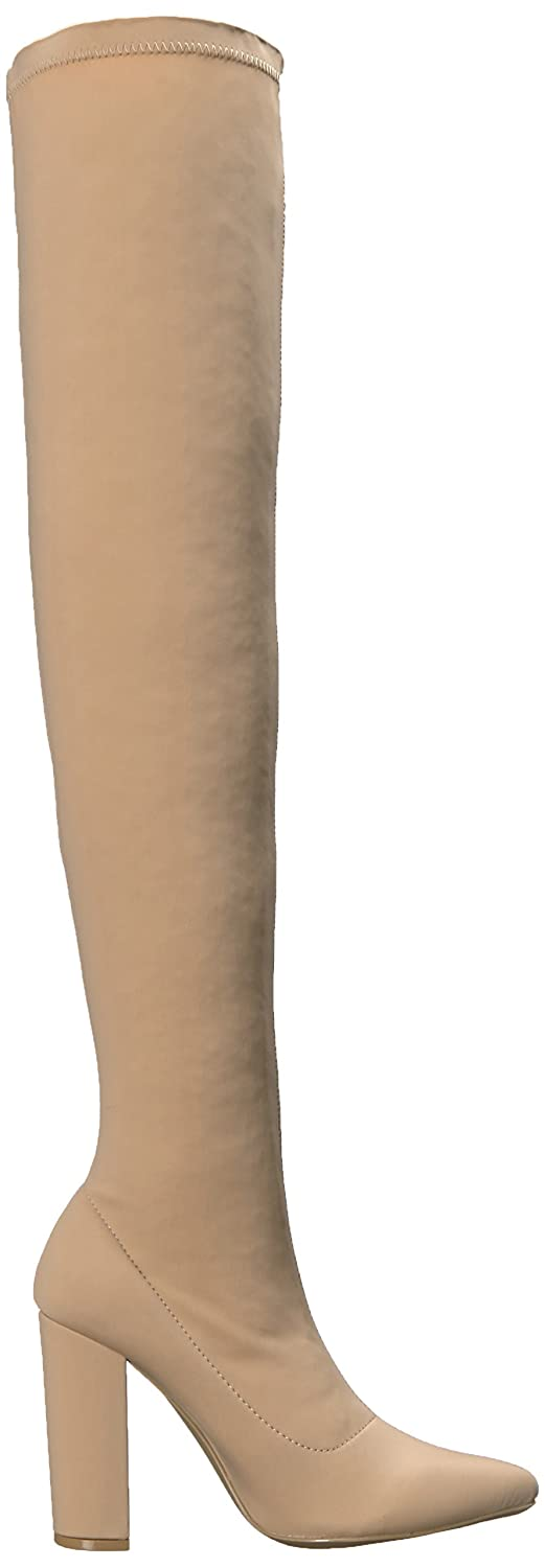 Qupid Womens Signal-20 Over The Knee Boot