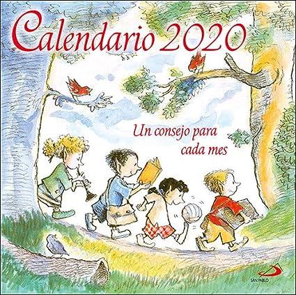 Calendario de pared Un consejo para Cada (Calendarios y Agendas): Equipo San Pablo, Equipo San Pablo: Amazon.es: Oficina y papelería