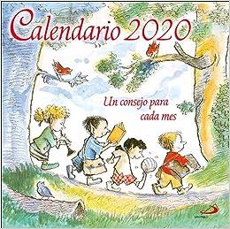 Calendario de pared Un consejo para cada mes 2020 ...