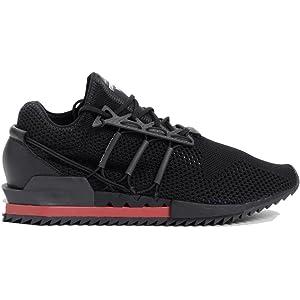 d6b2e7cd6b31 adidas Y-3 Yohji Yamamoto Men s Cg3155 Black Leather Sneakers ...