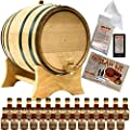 Outlaw Kit From American Oak Barrel - Make Your Own Tennessee Bourbon Whiskey