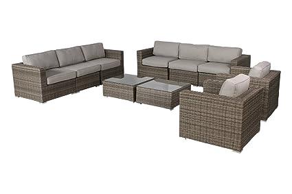 amazon com living source international patio sofa set outdoor