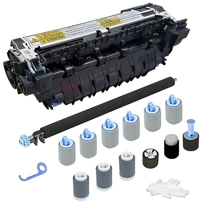Altru Print CF064A-DLX-AP (CF064-67902) Deluxe Maintenance Kit for HP Laserjet Enterprise 600 M601 / M602 / M603 (110V) Includes RM1-8395 Fuser, Transfer Roller & Tray 1/2 / 3/4 Rollers