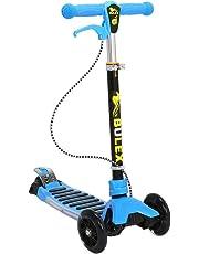 Patinete Cimiva Patinete scooter plegable con 3 ruedas para niños de 3-13 años de