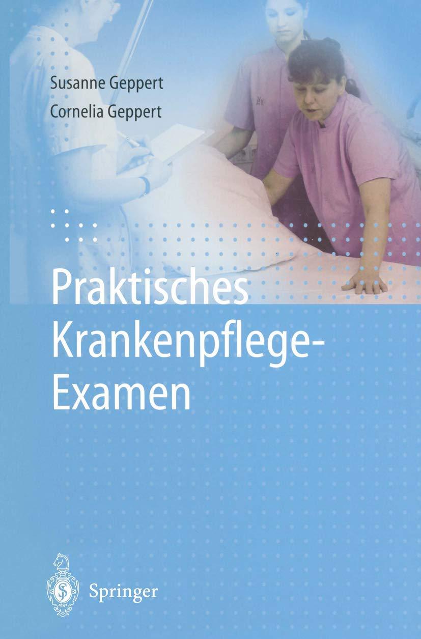 Praktisch krankenpflegeexamen Full text