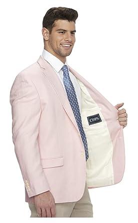 cffdcca86749 Chaps Men s Classic-Fit Linen Blend Sport Coat at Amazon Men s Clothing  store