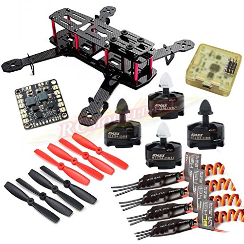 Hobbypower Carbon 250mm Quadcopter With MT2204 2300KV for sale  Delivered anywhere in USA
