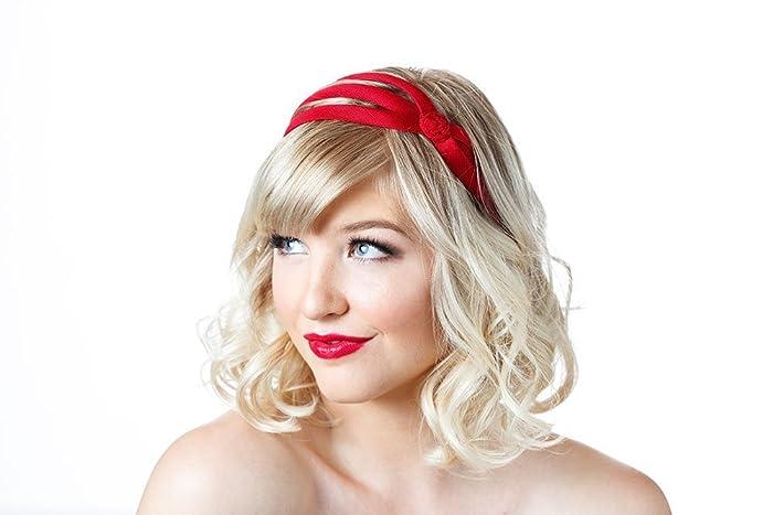 Amazon.com  Headbands For Short Hair - Boho Headbands For Women - Non Slip  Headbands - Hair Accessories For Women - Fashion Headbands - Flapper  Accessories  ... 5e25e6caaee