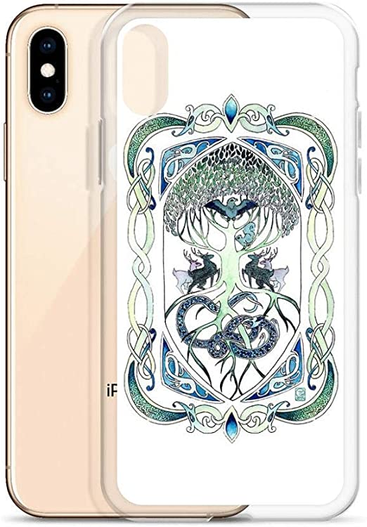 coque iphone 8 yggdrasil