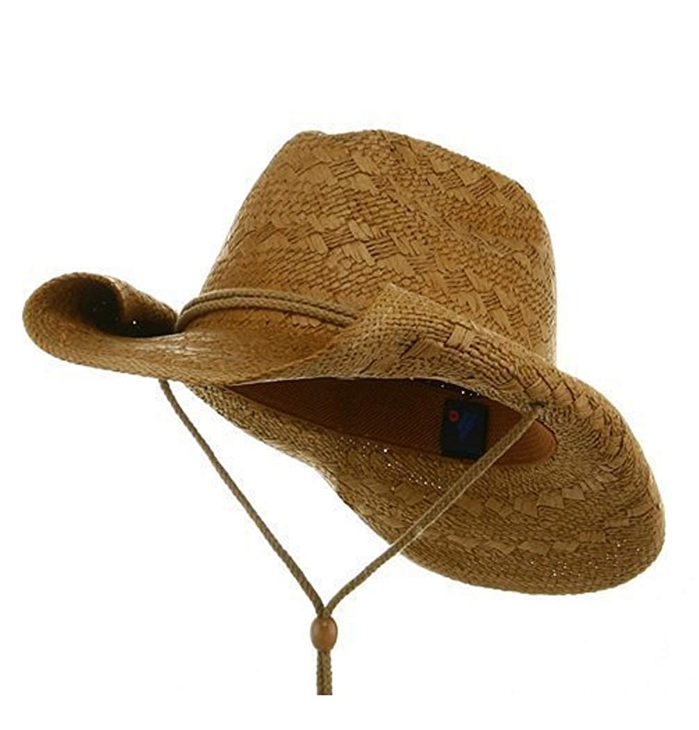 e10da3a3 MG Ladies Toyo Straw Cowboy Hat