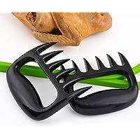 Baynne Barbacoa tenedor oso garra separador de carne cocina comida tenedor carne rebanadora