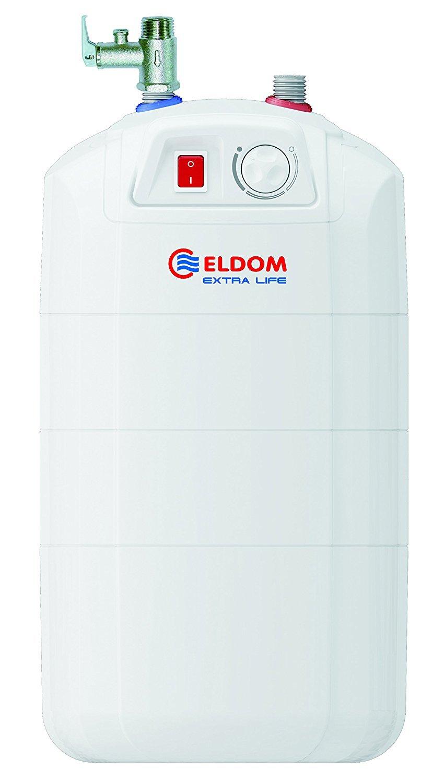 Eldom Warmwasserspeicher/Boiler 15L Untertisch druckfest Eldominvest