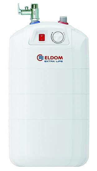 Eldom Warmwasserspeicher/Boiler 15L Untertisch druckfest: Amazon.de ...