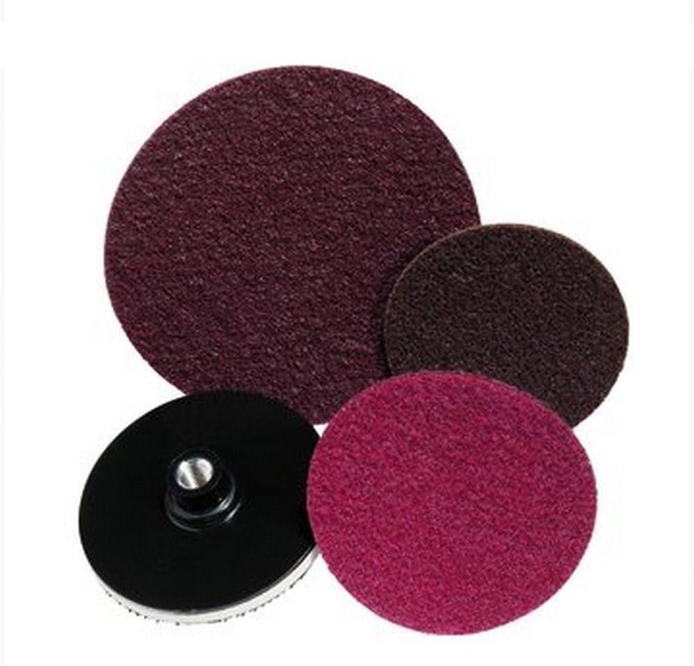 10-Pack United Abrasives-SAIT 77126 5-Inch Sand-Light Non-Woven Disc