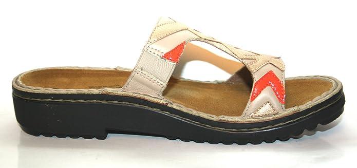 Naot Leticia 63066 Damen Sommerschuhe Pantoletten (37, Beige (champagne  coral)): Amazon.de: Schuhe & Handtaschen