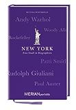 New York. Eine Stadt in Biographien: MERIAN porträts (MERIAN Altproduktion)