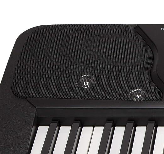 RockJam RJ654 - Teclado de piano digital portátil: Amazon.es: Instrumentos musicales