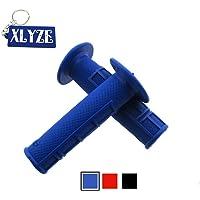 Empuñaduras XLYZE Azul Soft Rubber Throttle para Yamaha