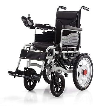 RFV Silla de Ruedas eléctrica para Ancianos, sillas de ...