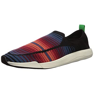 Sanuk Men's Chiba Quest Knit Sneaker   Shoes
